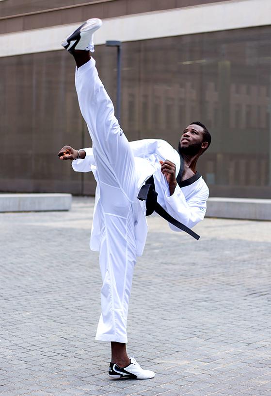 Cheick Cissé taekwondo Team Daedo