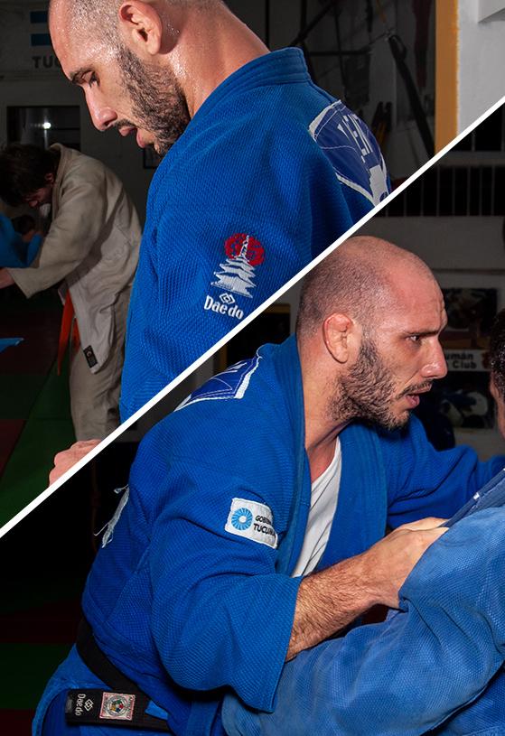 emmanuel lucenti judo team daedo