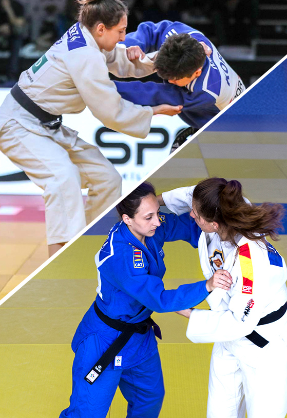 mireia lapuerta comas judo team daedo