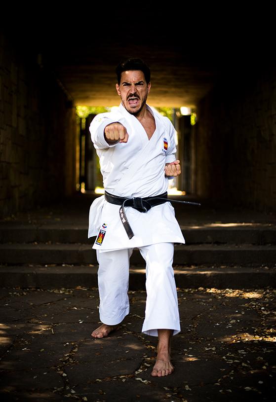damián quintero karate team daedo