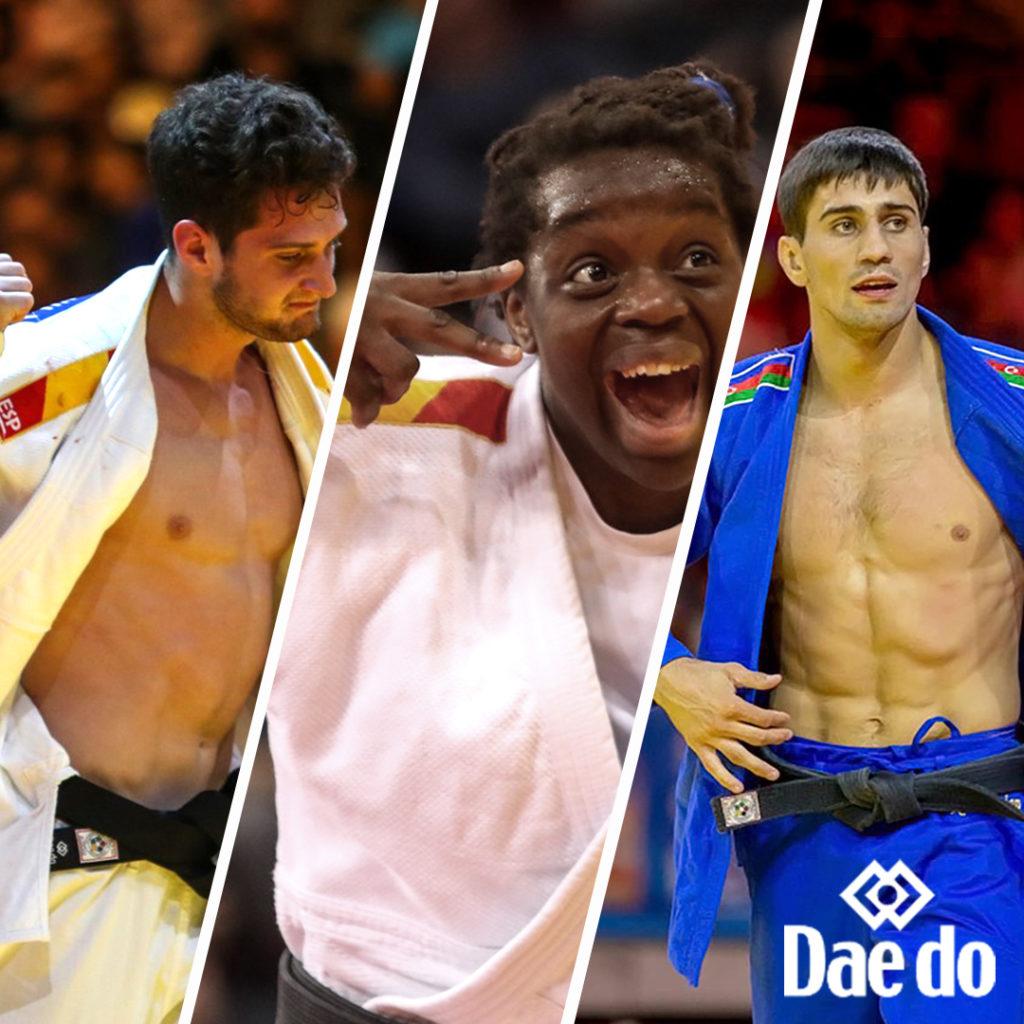 Team Daedo Judo Bakú 2019