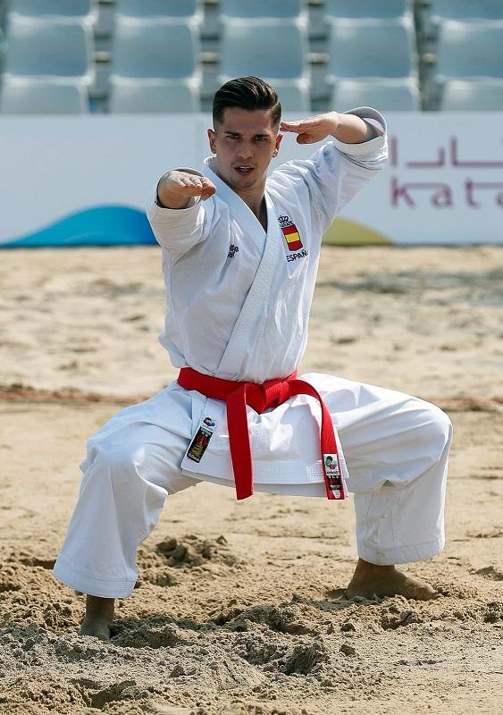 sergio galán lopez karateka